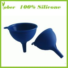 Food Grade Silicone  Funnel
