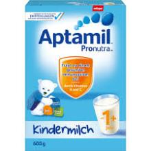 WHOLESALE MILUPA APTAMIL Kindermilch 1+ and 2+ 600g