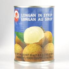 CANNED LONGAN IN SYRUP