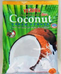 OEM Your Brand Natural Fresh Coconut Cream Powder