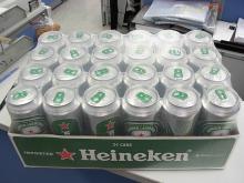 Dutch Heineken Cans