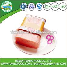 halal canned chicken luncheon meat