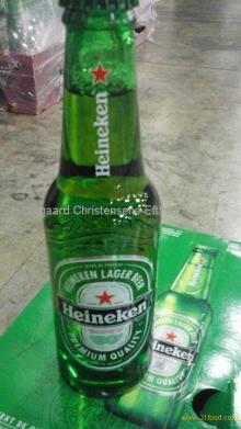 Heineken Beer and 1664 Beer, Beck