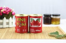Hot Sell Canned Tomato Paste 70g, 210g, 400g, 800g, 2.2kg, 4500g