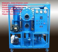 Transformer Oil Filtration Flushing Machine