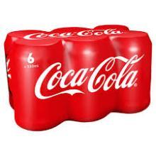 Coca-Cola (24 x 330ml Cans)