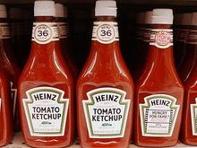 Ketchup HEINZ 570g spicy