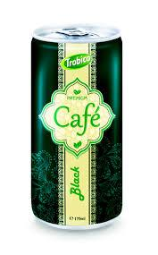 175ml aluminum can Latte Coffee drink