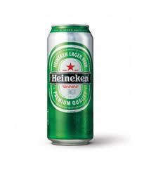Fresh Heinekens Beer 330ml