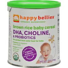 Happy Baby HappyBellies Organic Brown Rice Baby Cereal