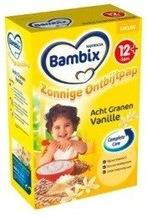 Bambix Baby Cereals and Porridge | Full Assortment