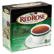 environmental three side seal rose tea bag