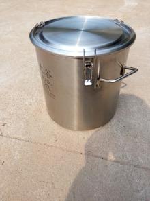 sanitary stainless steel wine bucket