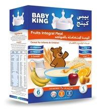 BABY KING Fruits Integral Meal