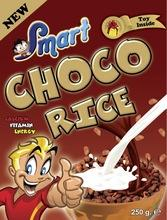 Smart CORN FLAKES CEREALS/ Smart fruit rings/ smart choco rice/ smart honey corn flakes