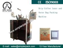 Cost-Effective Inner Drip Brewing Coffee  Bag   Packaging   Machine