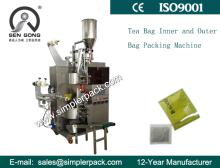 Black Tea Green Tea Oolong Tea Inner and Outer Bag Tea Packing Machine