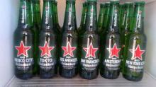 Heineken Beer from Europe