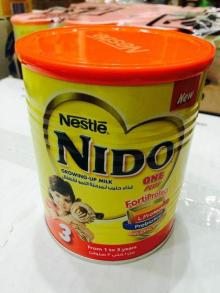 Red Cap Nestle Nido 400g Cerelac tin Mixed Fruits