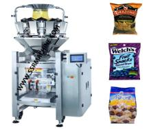 Full automatic Packing machinery pack system for candy, biscuits, cookies, tea