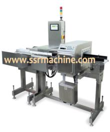 Food grade Combi metal detector Check  weigher  for oats, cereals, milk powders, spices