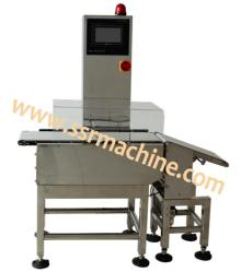 IP65 Digital Weight Checking machine for frozen sea food, kidney beans, health foods, etc