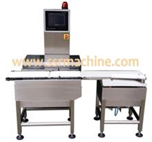 Snacks Spices Seasonings conveyor checkweigher Weight Sorting Machine
