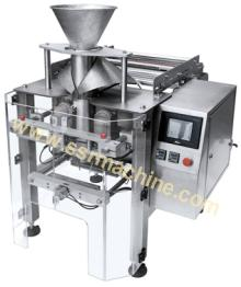 Corn Starch, Noodles, frozen foods form fill seal machine flexible Plastic Pouch