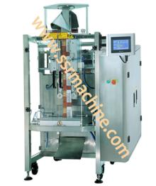 STAND-UP QUAD-SEAL Bag machine China wafer, coffee, biscuit processing