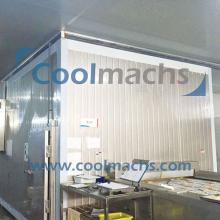 tunnel quick freezing machine/sea food quick freezer/shrimp freezing machine