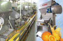 Triowin/ Citrus processing line