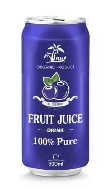 500ml Blueberry Juice
