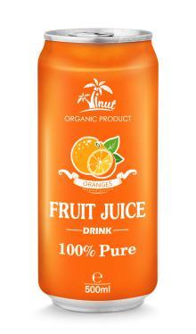500ml Orange Juice