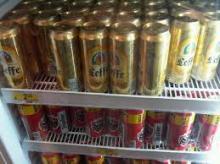 Leffe Dark / Brune Beer Bottles / Cans