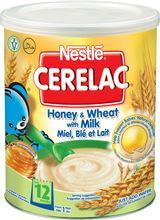 Nestle Cerelac Mixed Fruits & Wheat with Milk