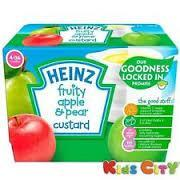 Heinz Baby Food Wholesale -Wheat & Oat Cereal with Banana & Raspberry