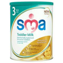 SMA Toddler Milk (ALL STAGES AVAILABLE IN STOCK