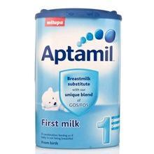 Milupa Aptamil Milk Powder 900g from Germany