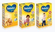 Bebelac Infant Milk Powder (all stages available)