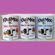 New Zealand Baby Milk Formula/ Kiwimoo baby milk powder