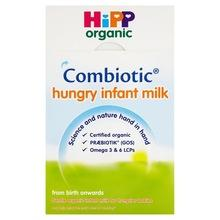 Hipp Organic Hungry Infant Milk Powder from Birth Onwards (800g)