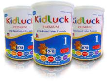Kidluck Infant Formula/ baby milk powder wholesale