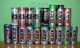 Tiger Energy Drink 250ml Grade A