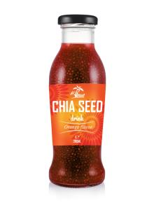 280ml Orange Flavor Chia Seed Drink
