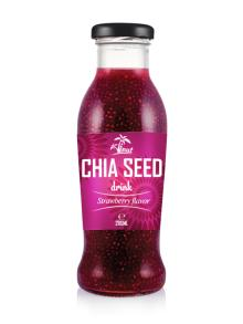 280ml Strawberry Flavor Chia Seed Drink