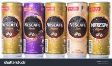 Private Label 180mL Canned Coffee Drink $6.8 per tray