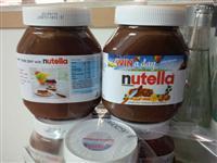Nutella Cream Chocolate 230g, 350g.