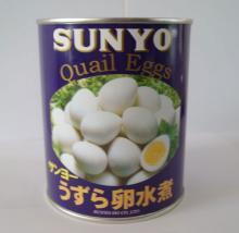 canned quail eggs/eggs/quail eggs