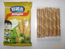 Crispy Egg Roll Snack - Thai Durian Flavored for sale