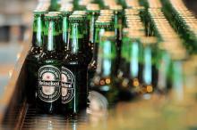 Heineken , corona,budweiser beer